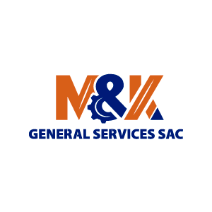 Diseño de Logotipo: M&K GENERAL SERVICES SAC